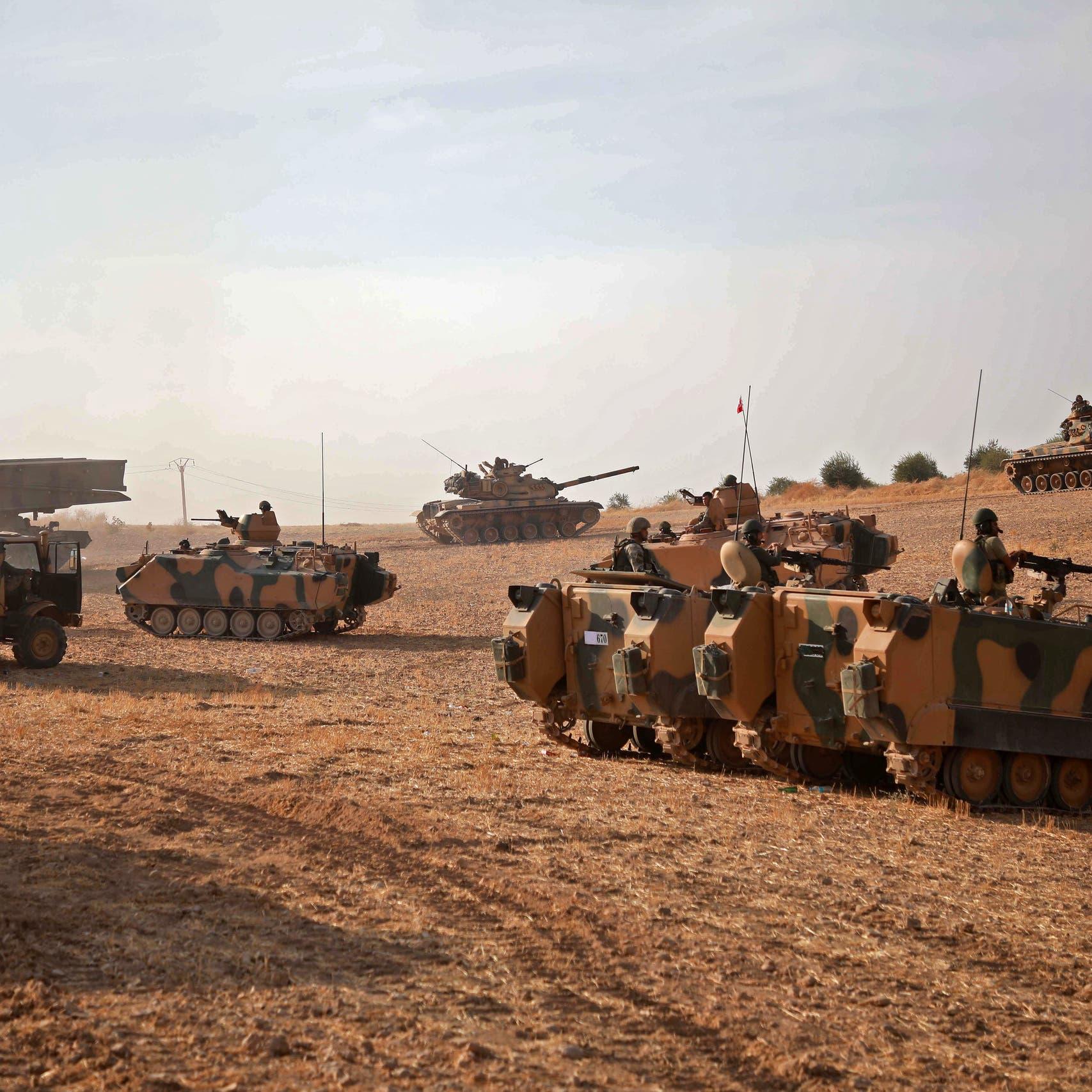 مقتل جنديين تركيين في هجوم قرب الحدود مع سوريا
