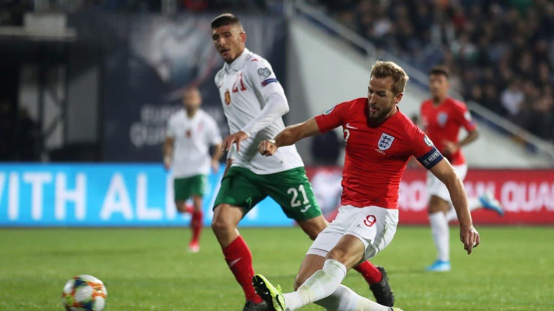 هاري كين إنجلترا بلغاريا