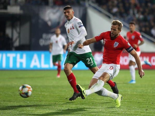 إنجلترا تهزم بلغاريا بسداسية وتقترب من التأهل