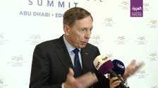 Former Gen. Petraeus: Iran realizes it must come back to negotiating table