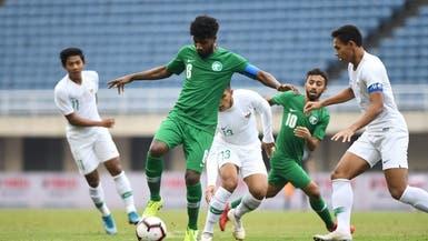 المنتخب السعودي الأولمبي يتعادل مع إندونيسيا