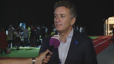 """أجاج: نرغب في إقامة سباقات """"فورمولا إي"""" في السعودية بشكل متواصل"""