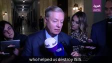 Senator Graham says Turkish 'atrocities' will 'destroy' US-Turkish relationship
