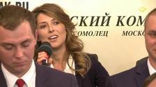 Russian journalist Yulia Yuzik refutes Iranian claims of visa violation