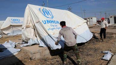 مئات الأكراد السوريين يلجأون إلى كردستان العراق