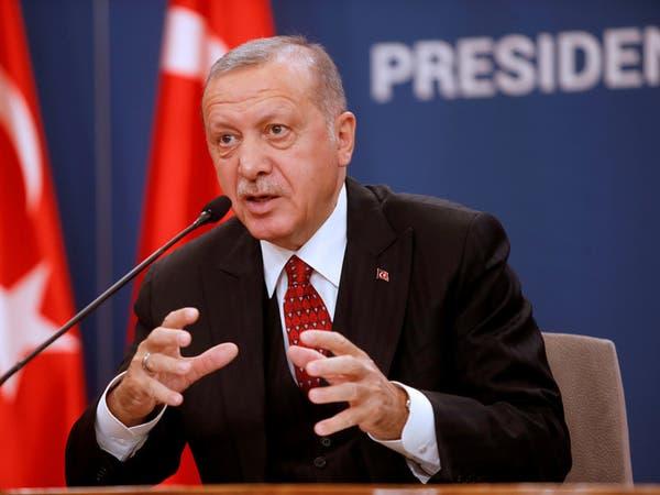أردوغان لترمب: لن نعلن أبداً وقفاً للنار شمال سوريا