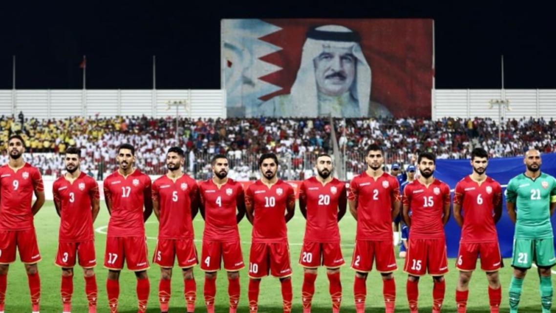 bahrain football team (bahrain press agency)