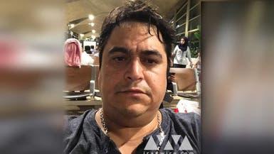 روحالله زم در فرودگاه عمان پایتخت اردن پیش از پرواز به بغداد-منبع ایران وایر