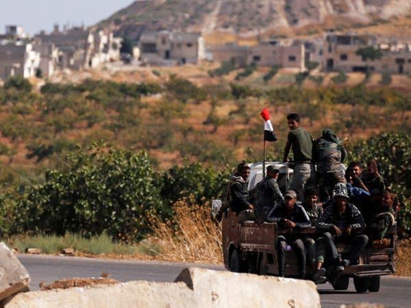 النظام السوري يدخل عين العرب بموجب اتفاق مع الأكراد