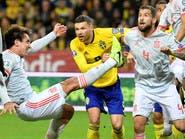 إسبانيا تنتزع ورقة التأهل إلى النهائيات بتعادل قاتل أمام السويد