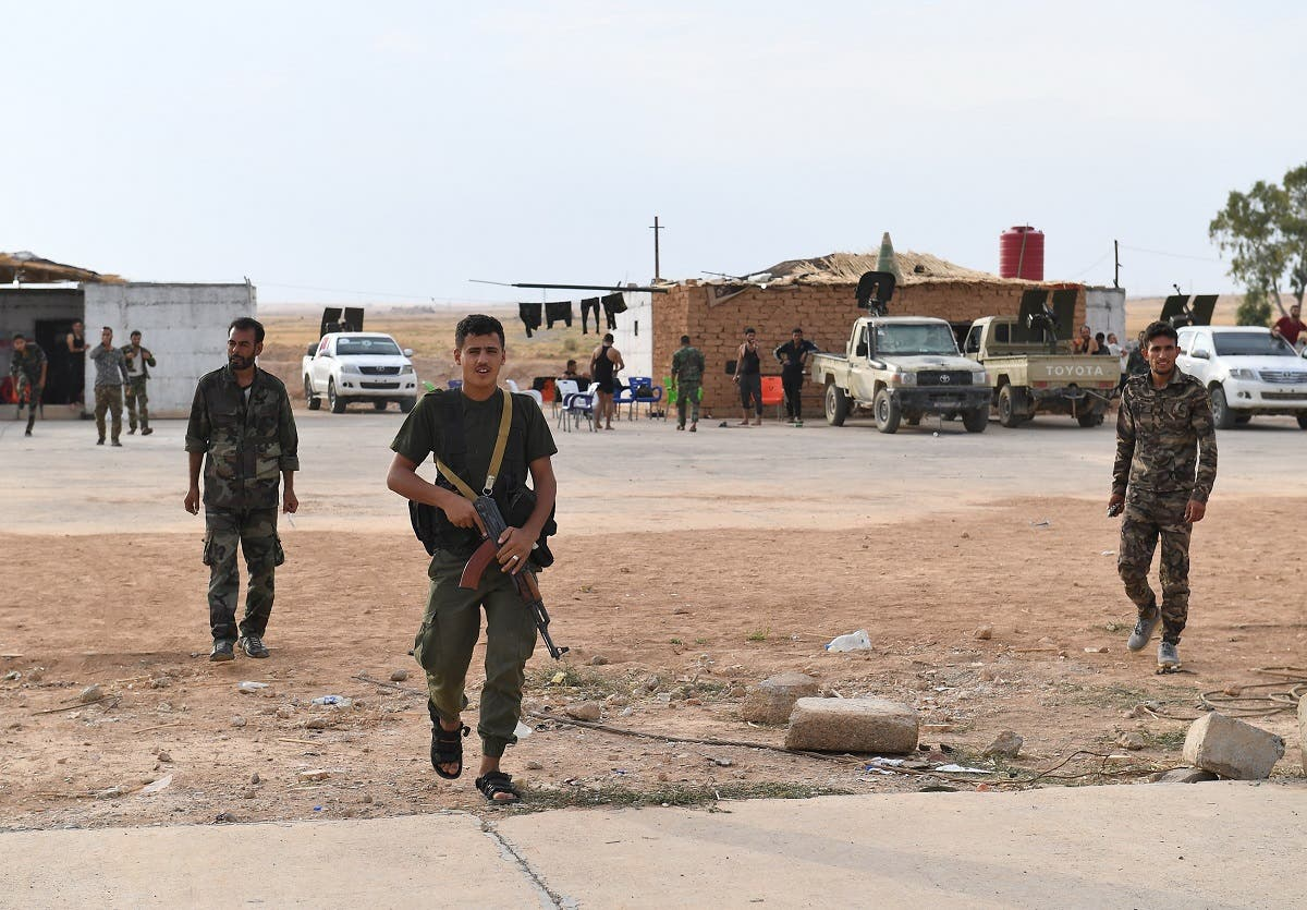 ق في الرقة (أرشيفية)وات النظام السوري