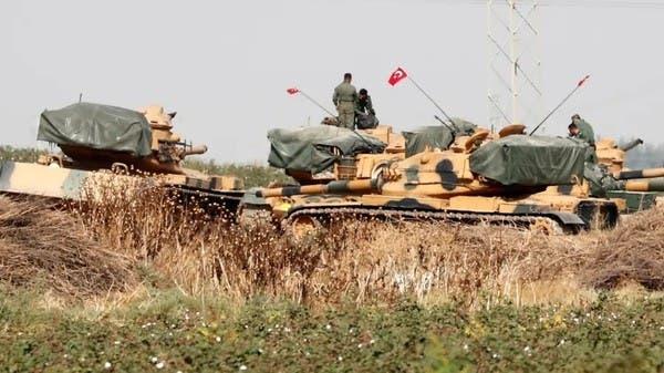 صحيفة: أردوغان يستخدم دبابات إسرائيلية لضرب الأكراد بسوريا