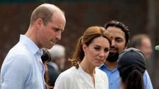 UK's Prince William and wife Kate fine after plane twice aborts Pakistan landing