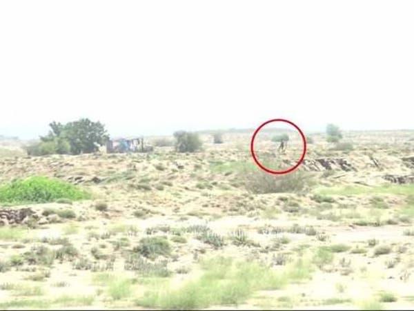 شاهد.. فرار ميليشيات الحوثي أمام الجيش اليمني في حجة