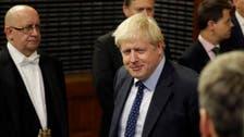UK PM Johnson in good shape after coronavirus: Health minister