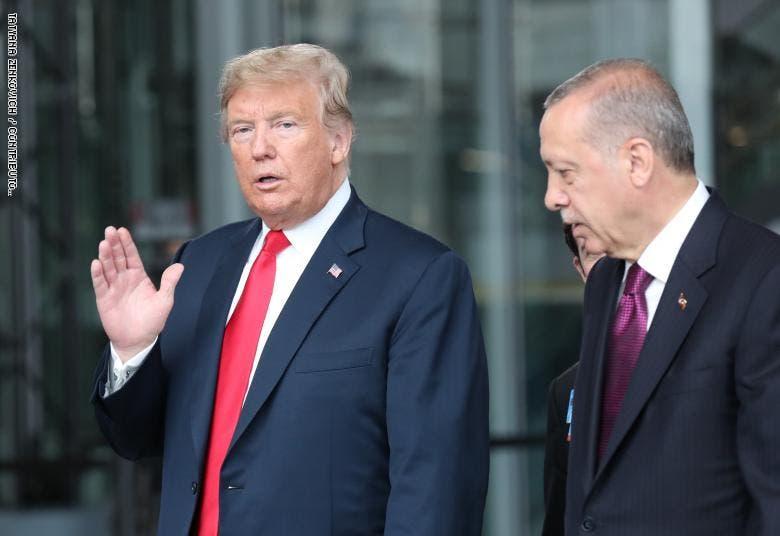 ترمب وأردوغان