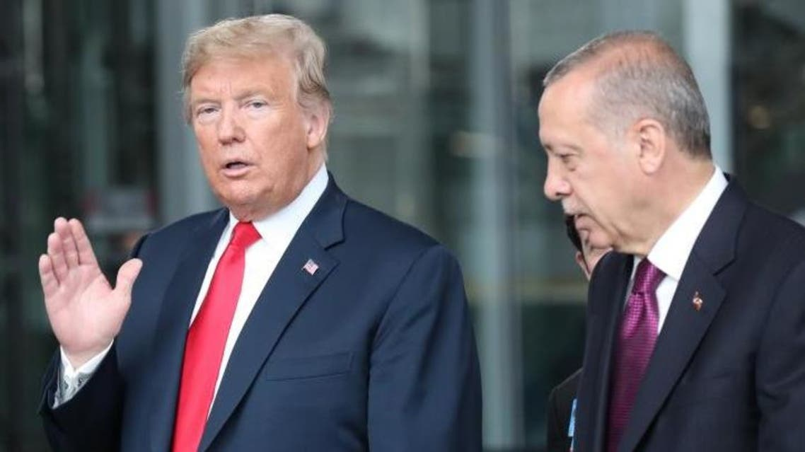 ترمب أردوغان
