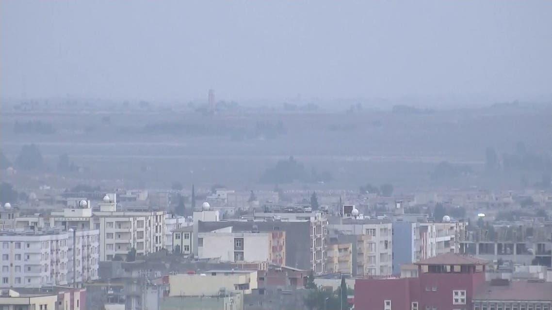 قصف تركي لشمال شرق سوريا