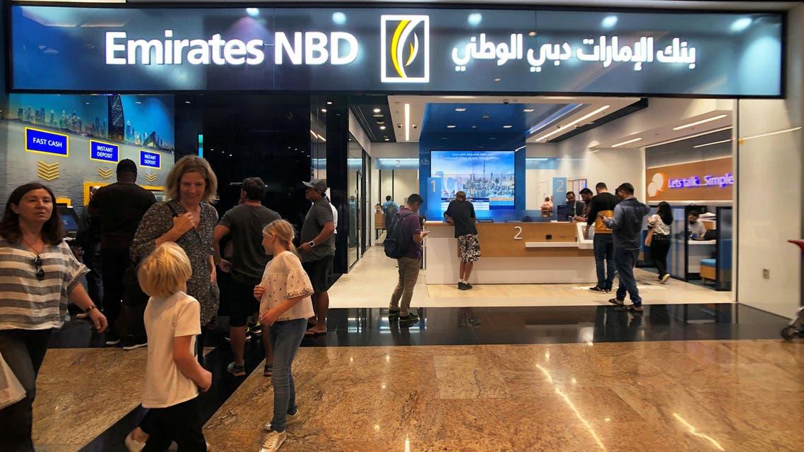 Emirates NBD Reuters