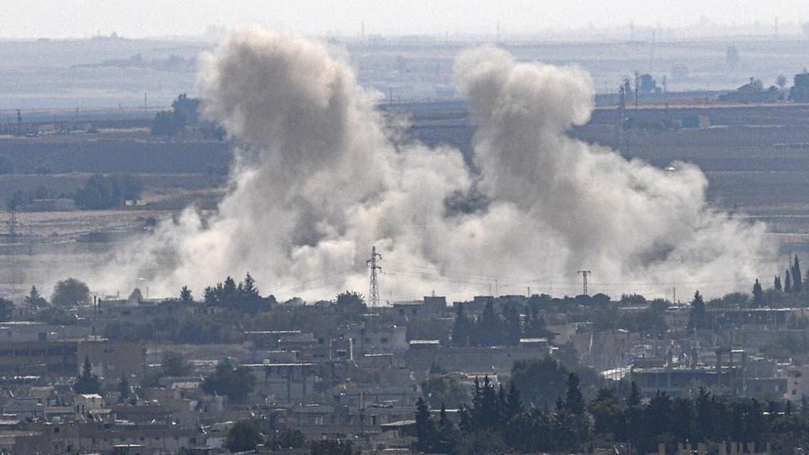 Ras al-Ain - syria afp
