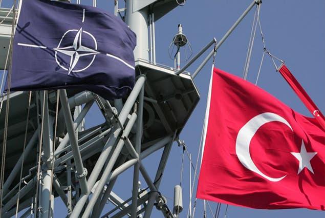 به ترکیه و ناتو توجه کنید