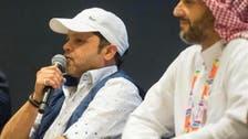 هنيدي لجمهور الرياض: نحاول إسعادكم ورسم البسمة على محياكم