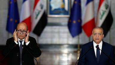 لودريان: نحذر من خطر شديد نتيجة التوغل التركي بشمال سوريا