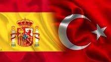 اسپین کی حکومت کی جانب سے ترکی کو ہتھیاروں کی فروخت ممنوع قرار