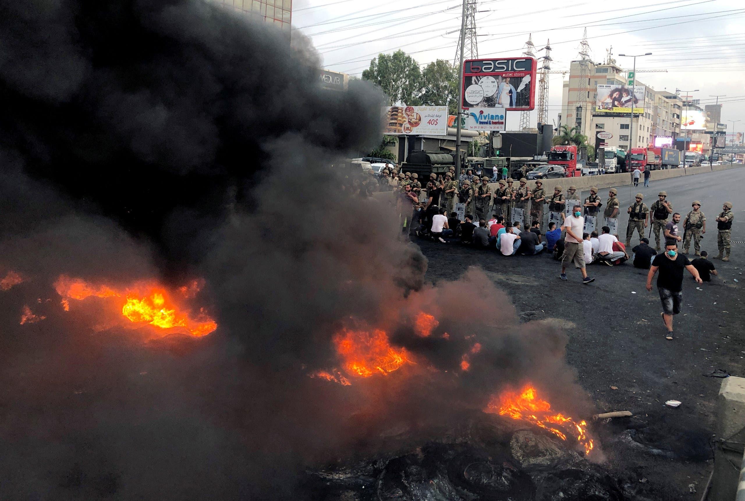 لبنان 18 أكتوبر