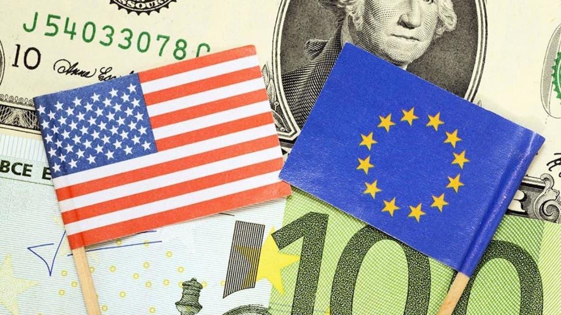 الحرب التجارية أميركا أوروبا