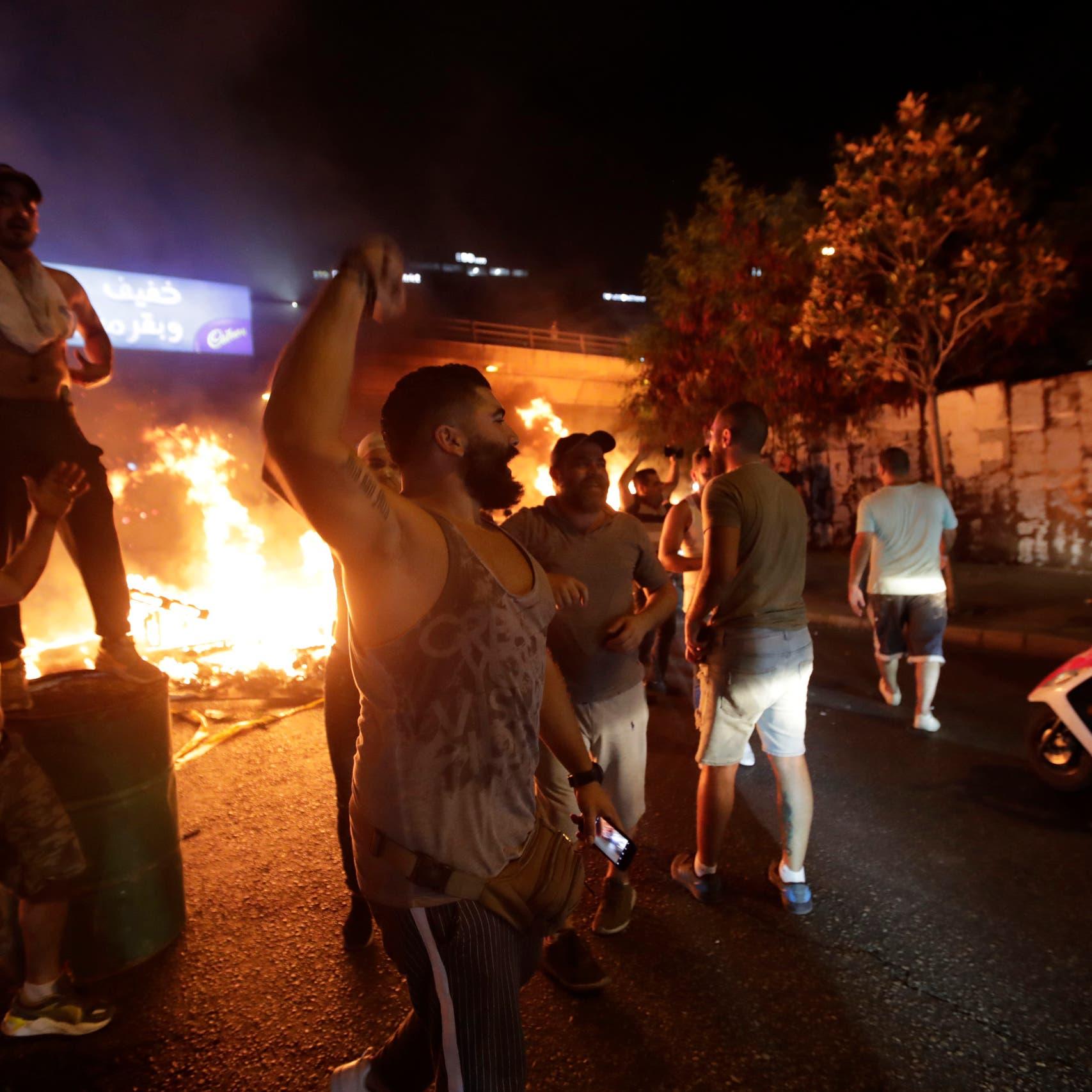 أميركا تدعو مواطنيها للابتعاد عن أماكن المظاهرات في لبنان