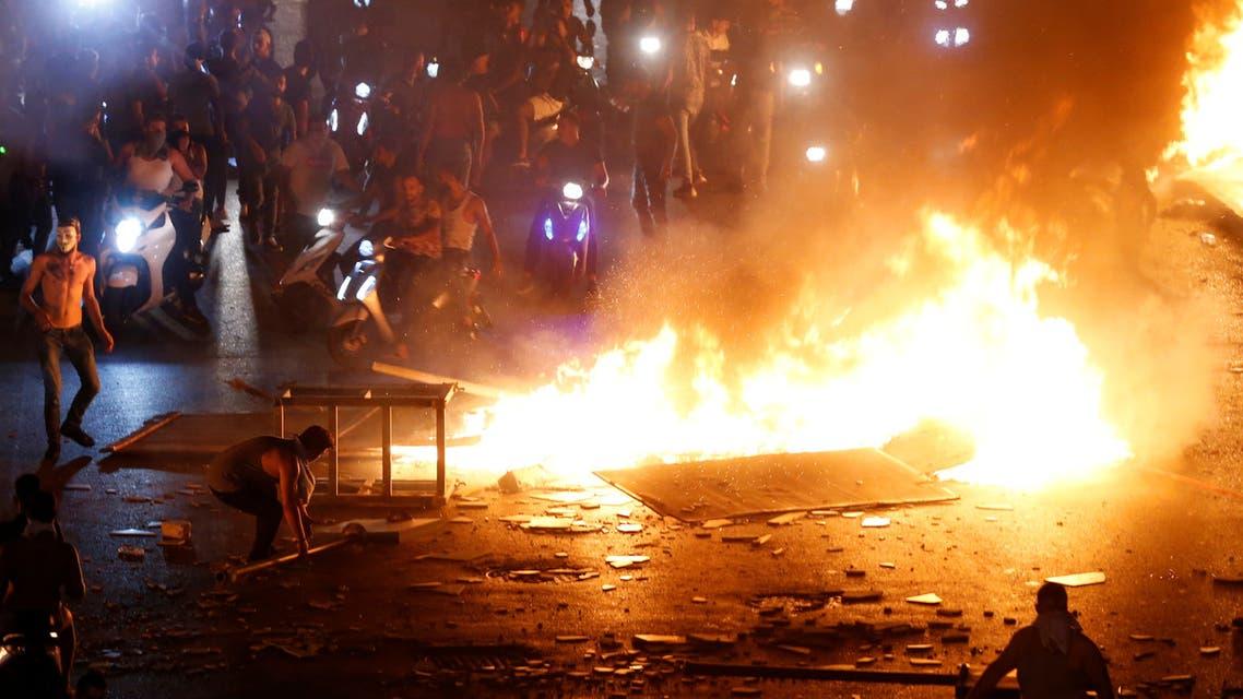 لبنان رويترز 18 أكتوبر 9