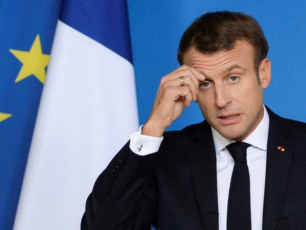 ماكرون: نعمل مع ألمانيا وإيطاليا لوقف التدخل الأجنبي في ليبيا