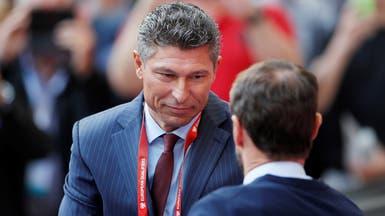 استقالة مدرب بلغاريا بسبب الأحداث العنصرية ضد إنجلترا
