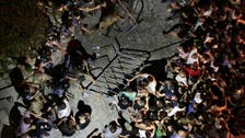 Lebanon security forces use tear gas in Beirut protests
