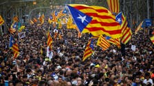 Barcelona rocked by violence on fifth day of separatist protests