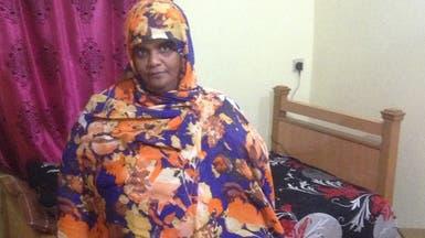 مات ابنها.. قصة أم أضحت أيقونة في السودان