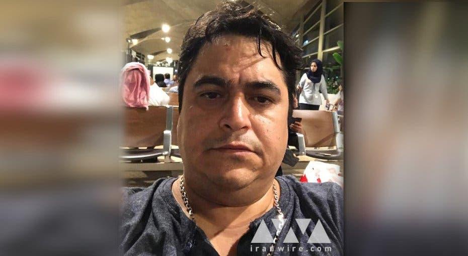 صورة زم وهو في مطار عمان (ايران واير)