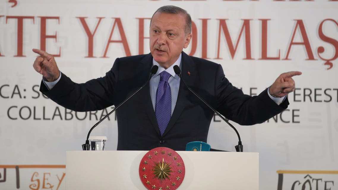 اردوغان(رويترز)