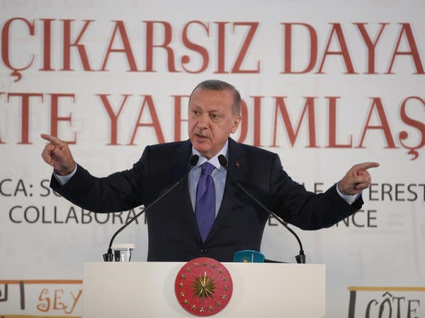 """أردوغان يتوعد بسحق رؤوس الأكراد..وفيديو """"بالذبح جئناكم"""""""