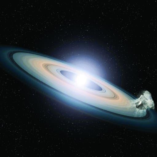 القزم الأبيض.. ابتلع كواكب شبيهة بالأرض