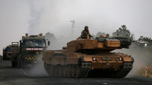 """تركيا: """"حيدنا"""" 100 من قوات الأسد رداً على مقتل 5 جنود"""