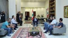عون بعد لقائه وفداً من المتظاهرين: وجعكم وجعي