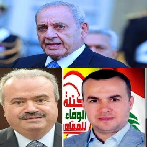 """شاهد غضب شيعي جنوب لبنان على """"رموزه"""" السياسيين"""
