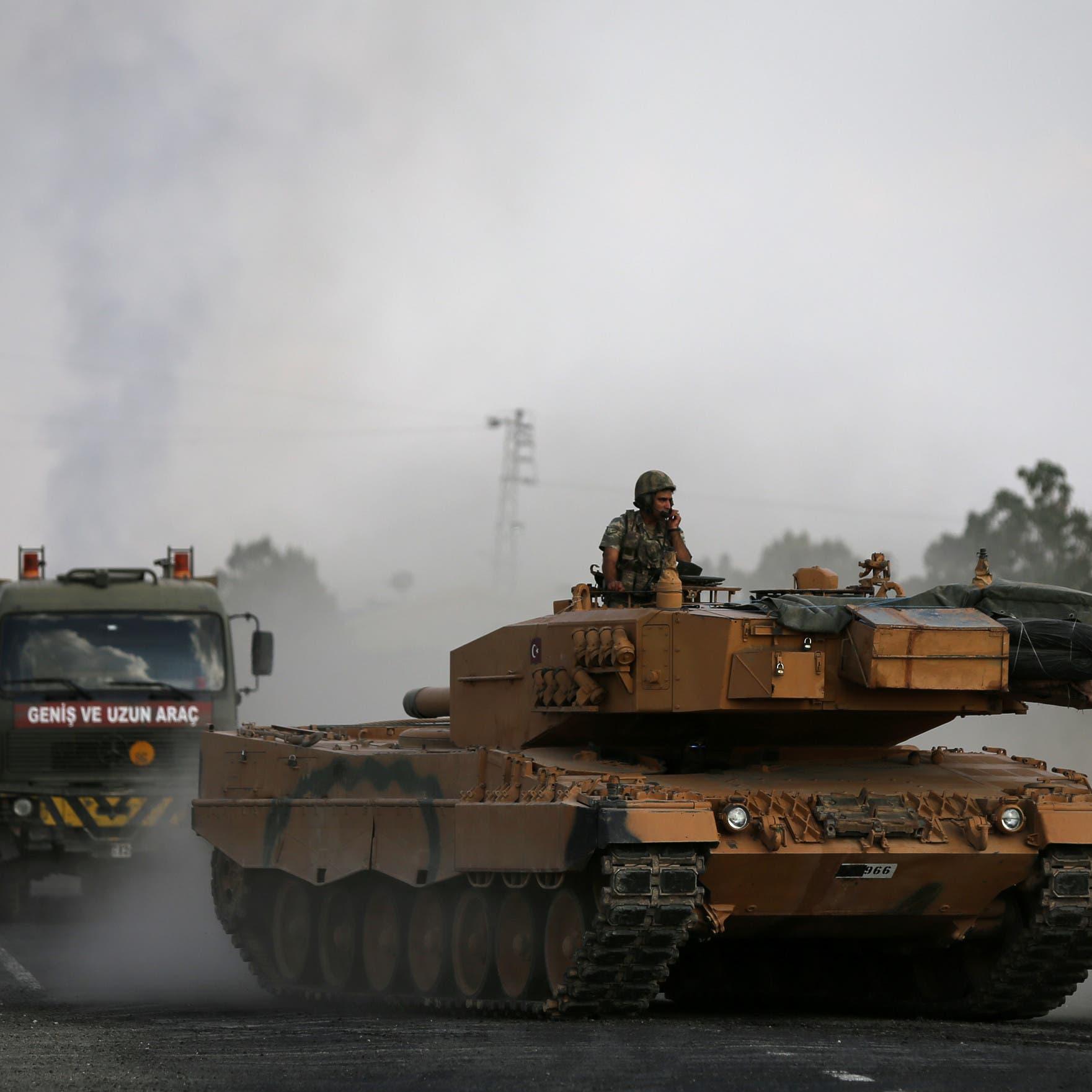 الجيش التركي.. قتلى بين جنوده في العراق وإصابات بسوريا