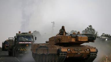 بالأحذية.. هكذا استقبل أكراد سوريا الدوريات التركية
