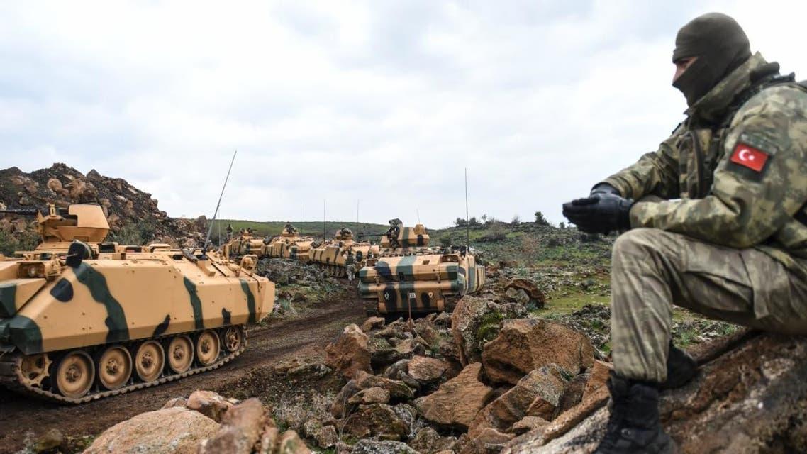 بالأرقام.. حصيلة العملية العسكرية التركية في سوريا