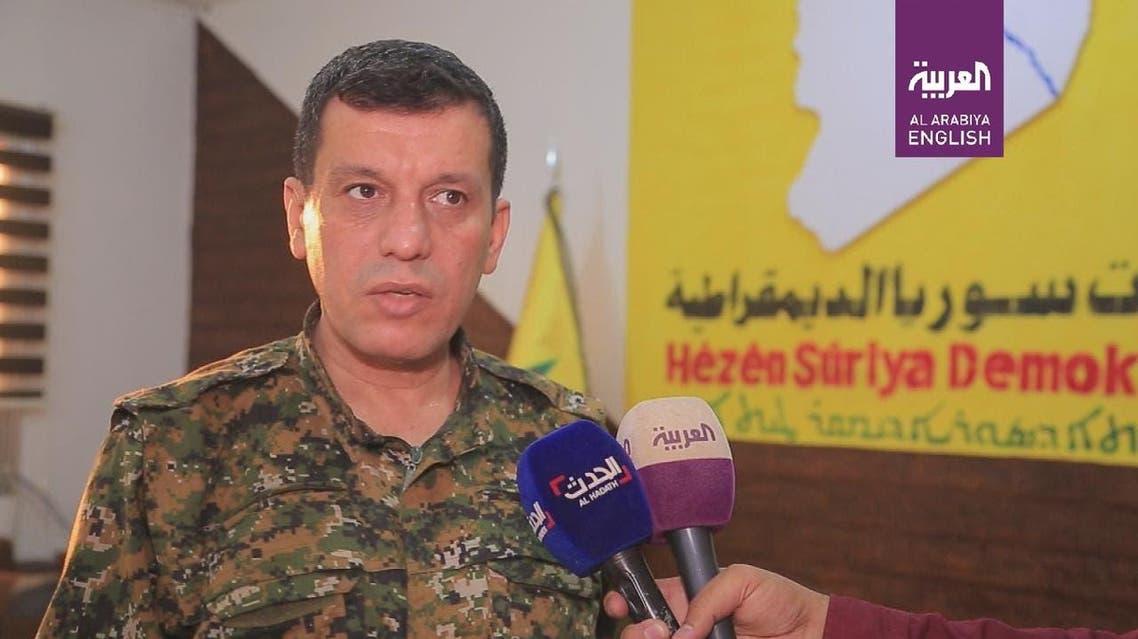 General Mazlum Kobani Abdi