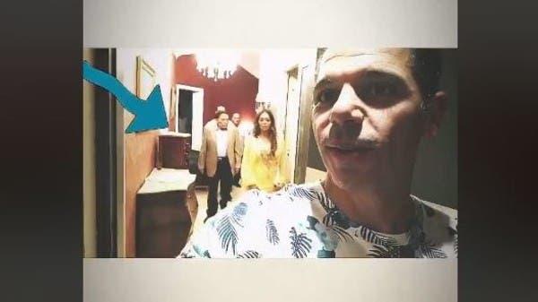 شاهد.. أحدث ظهور لعادل إمام في تصوير مسلسله الجديد