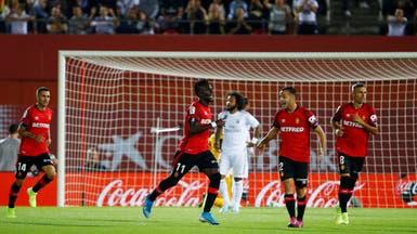 ريال مدريد يسقط أمام مايوركا ويفقد الصدارة لصالح برشلونة